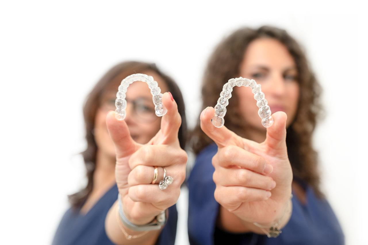 Ortodonzia-invisibile - ortodonzia - Ferrara Medica - poliambulatorio specialistico privato a Ferrara (FE)