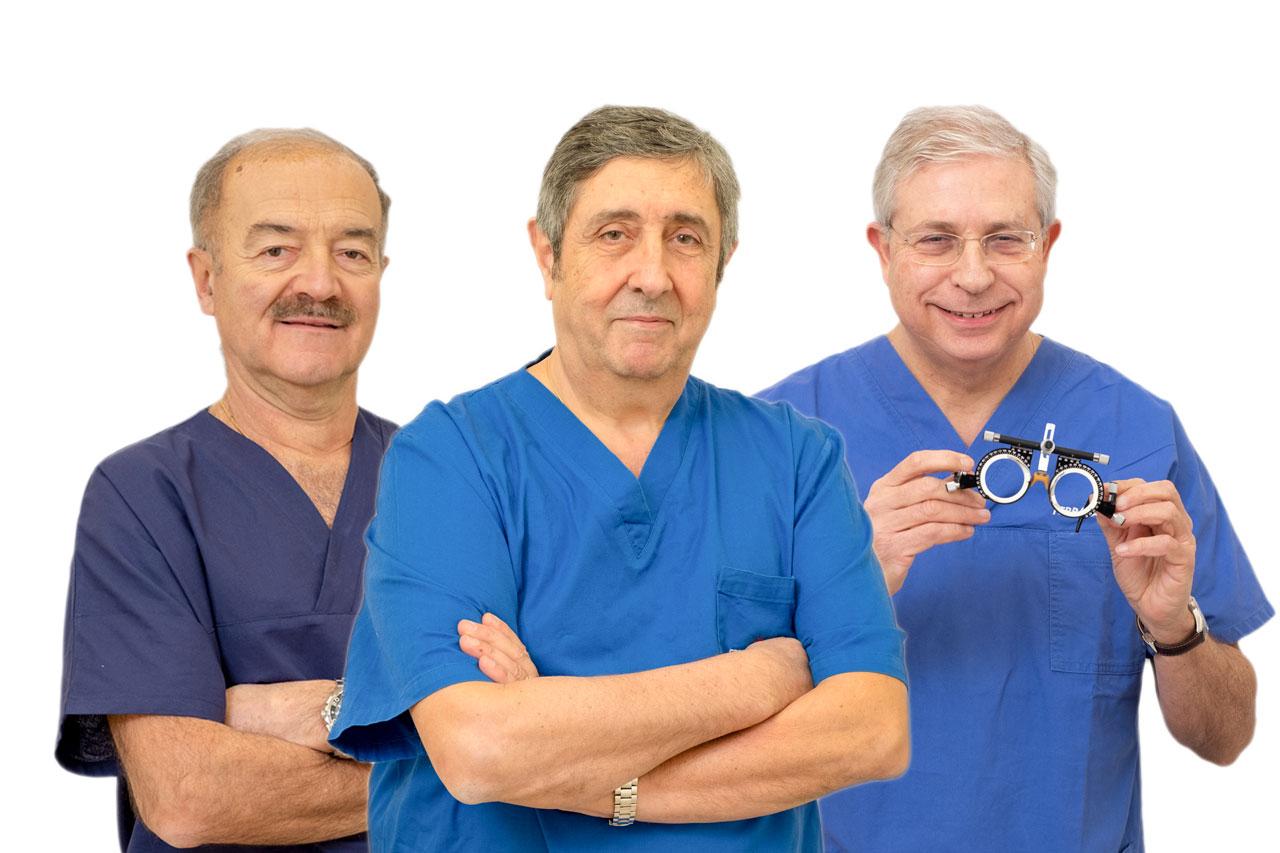 Staff oculisti- Ferrara Medica - poliambulatorio specialistico privato a Ferrara (FE)