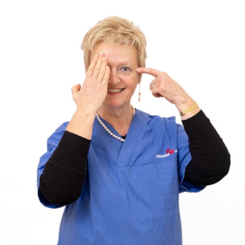oculistica - Dott.ssa Maria B. Dalla Libera Ortottista-Assistente di Oftalmologia - Ferrara Medica - poliambulatorio specialistico privato a Ferrara (FE)