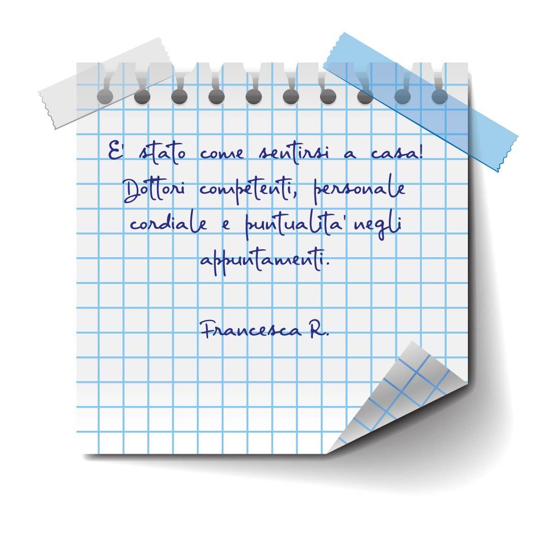 recensioni_03-Ferrara Medica - poliambulatorio specialistico privato a Ferrara (FE)recensioni_05-Ferrara Medica - poliambulatorio specialistico privato a Ferrara (FE)