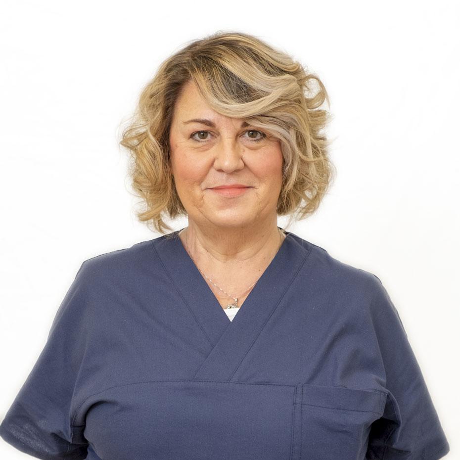 rita-Vanzini-assistente-alla-poltrona- Ferrara Medica - poliambulatorio specialistico privato a Ferrara (FE)